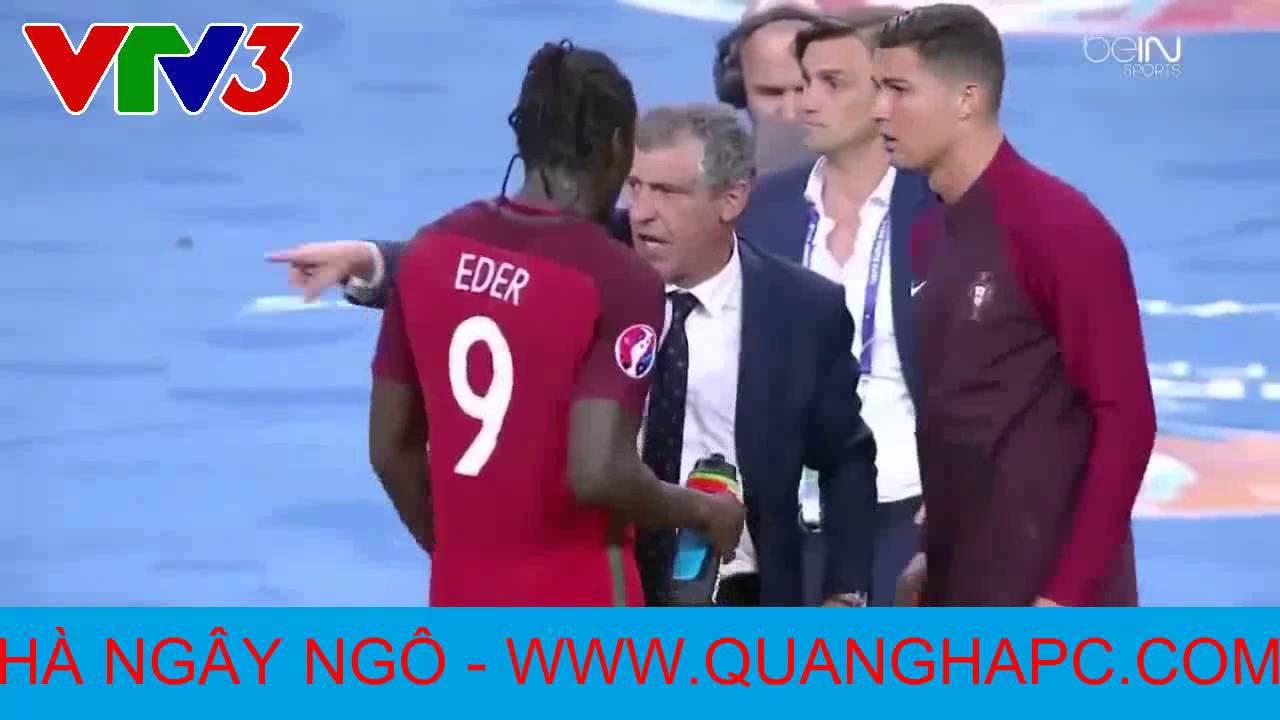 Bình Luận Bóng Đá Chế Ronaldo - Chế Ronaldo euro 2016