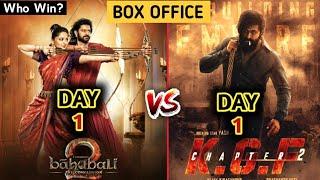 Kgf 2 vs Bahubali 2 | Yash vs Prabhas,Kgf 2 Box Office Collection,Bahubali 2 Box Office Collection