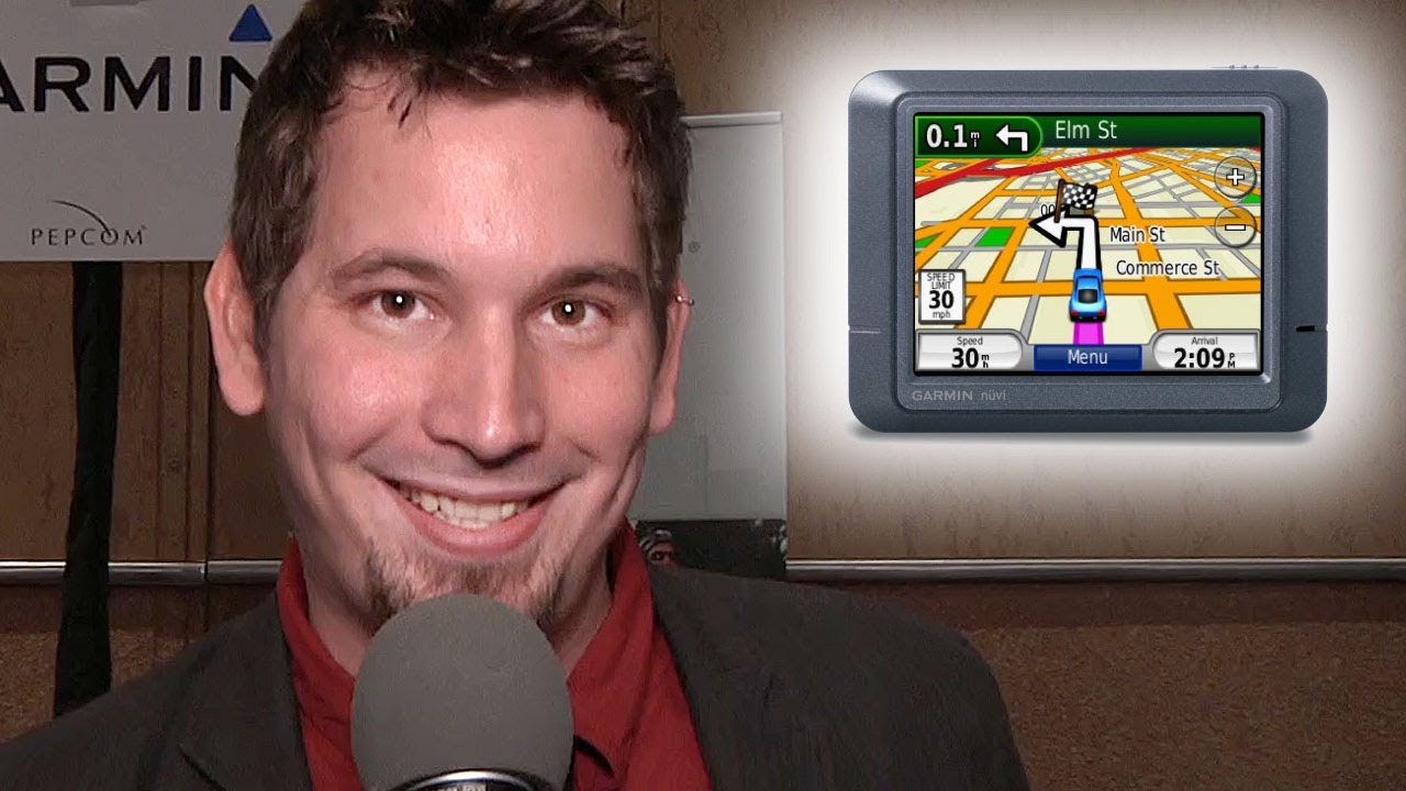 Hak5 - New Google Maps-Loving Nuvi Series! Garmin's Attempt to Stay Relevant
