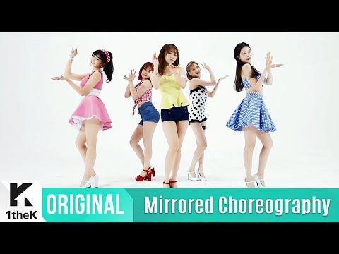 Download lagu Mp3 [Mirrored] FIESTAR(피에스타) _ APPLE PIE Choreography(거울모드 안무영상)_1theK Dance Cover Contest gratis