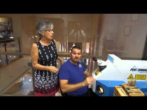 Jewelry Talk- Laser Welder