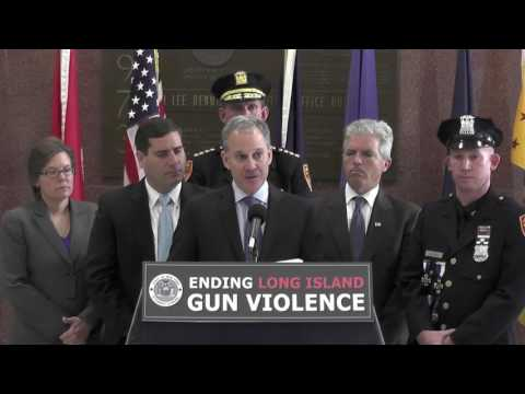 A.G. Schneiderman & Local Leaders Call For Action To Combat Illegal Gun Trafficking