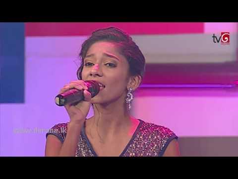 Muthu Muthu Wasse - Yashoda Madagedara & Janesh Jayanath @ Little Star Season 08