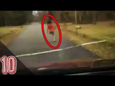 12 Video Inquietanti Ripresi Dalle Telecamere Delle Auto