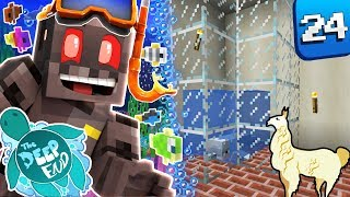 Minecraft The Deep End SMP Episode 24: Educational Rescue