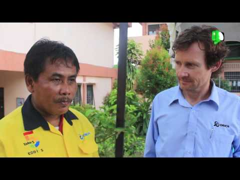 ORICA AUSTRALIA BERIKAN 30 SET STELR KIT EQUIPMENT EDUCATION KEPADA 3 SEKOLAH DIKOTA BONTANG