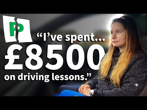 She Spent How Much On Driving Lessons?
