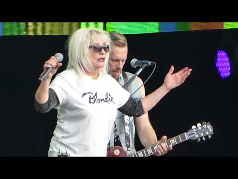 Blondie - Call Me (Live BST Hyde Park, London - June 2017)