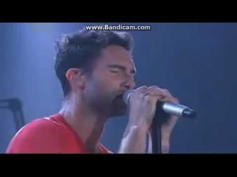 Won't Go Home  Without You - Maroon 5 - rock in rio 2011
