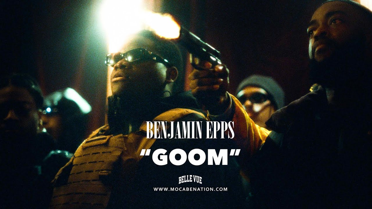 Download Benjamin Epps & Le chroniqueur sale - GOOM