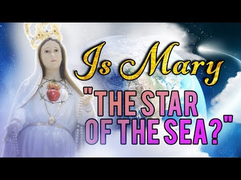 "World News and the Bible - #11: Pope Tweets Mary is ""Star of the Sea"""
