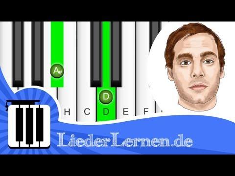 Bosse - Augen Zu Musik An - Klavier Lernen - Musiknoten - Akkorde