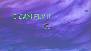 FORTNITE - I like to fly and make dirty [PC handle]