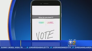 Laurel Or Yanny? What Do You Hear?