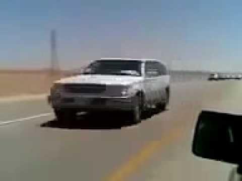 Video leaked of Gaddafi associates leaving Libya in a hurry