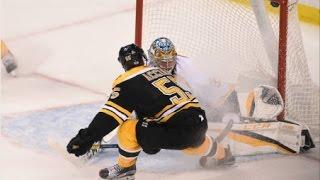 Noel Acciari s First NHL Goal March 28th 2017