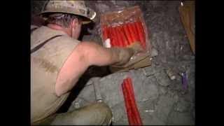 Explosives Underground: Mining vesves Demolition Safety Training Video