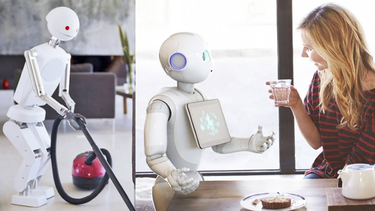 how robots can be used in home maintenance in the future 25122014  at the end of every year in recent memory, it seems, high-tech optimists have predicted the next year as the one when robots will finally lift from our.