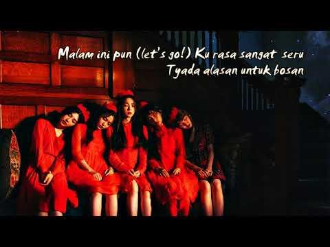 286. Red Velvet - Peek-A-Boo (Versi Bahasa Indonesia - Bmen)