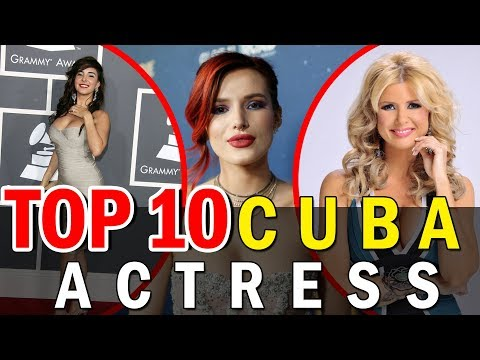 Top 10 Hottest Cuban Actress || Hottest Models In Latin America
