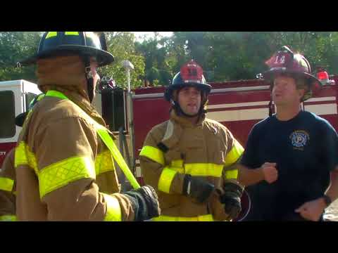 City of Pittsburgh Fire Class 127  2017