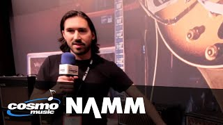 vox ac15 and ac30 heads cabs cosmo music at namm 2016