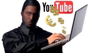 Как обманом заработать на Youtube большие деньги.