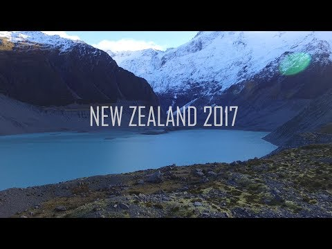 NEW ZEALAND 2017 | Canon PowerShot G7X Mark II