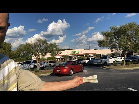 Illegally Stopped, at Publix, by the Lowndes County, Ga Sheriff's Office