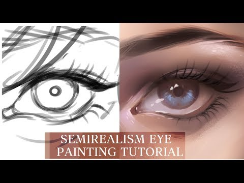 [medibang]-semirealism-eye---tutorial
