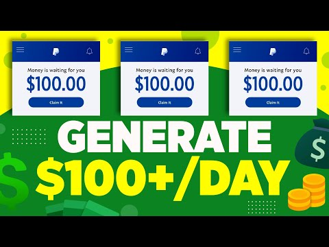 How to Make Money Online - (Using this SIMPLE & QUICK affiliate marketing method)