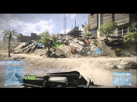 Battlefield 3 - Jaws (Gulf of Oman Map) Achievement Guide