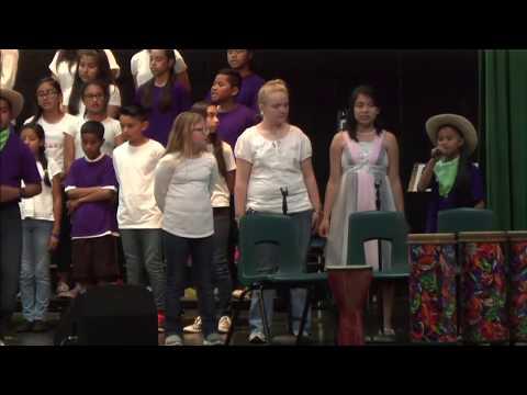 Turnbow Elementary   5th Grade Celebration