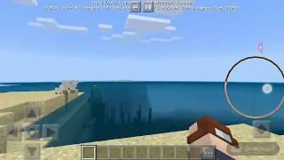 Майнкрафт 0.13.0 сид на подводную крепость