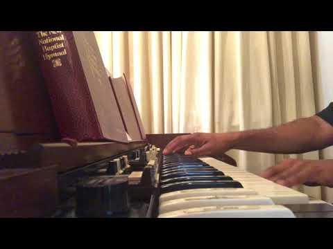Great Is Thy Faithfulness  Craig Alston Sax Aaron Hill Organ