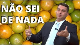 Laranja do filho de Bolsonaro pagou até mulher do pai