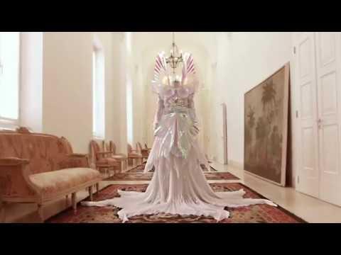 4815e4793b0 Björk s Custom Gucci Gown for The Gate - YouTube