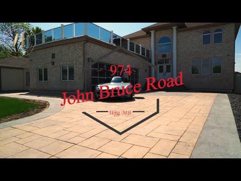 Winnipeg House For Sale - 974 John Bruce Road, Winnipeg, Manitoba