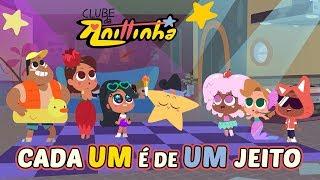 Clube da Anittinha | Abraçando as Diferenças | Episódio Completo thumbnail