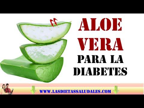 Aloe Vera Para La Diabetes - Jugo de Aloe Vera para La