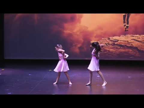 Best Contemporary Dance Lara & Nina@ Aspire Ballet Dubai, From 2019 Show