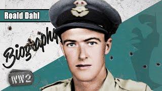 Roald Dahl - Pilot, Seducer and Author - WW2 Biography Special