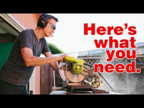 7 Essential Power Tools for Beginning Woodworkers | Woodworking Basics