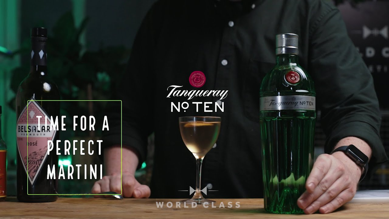Download Tanqueray No 10 Gin - Cocktail Masterclass