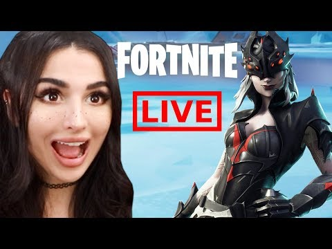 FORTNITE BATTLE ROYALE GAMEPLAY LIVESTREAM w/ FANS