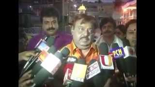 Captain vijayakanth top funny speech collections