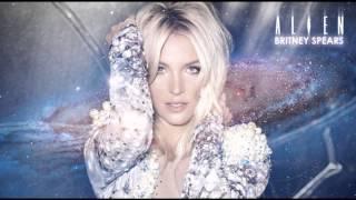 Britney Spears & William Orbit- Alien (Demo Instrumental Version With Background Vocals)