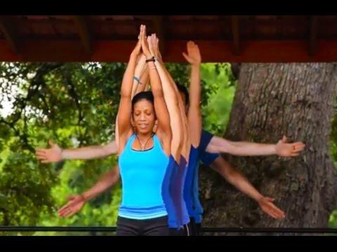 Energies Balanced Yoga Exhibition  06 21 2015