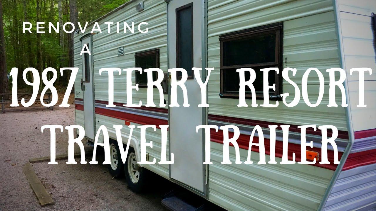 Terry Resort Fleetwood Travel Trailer