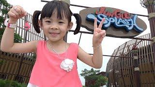 Download Video Bé Trải Nghiệm Khu Vui Chơi Thiên Đường Bảo Sơn ❤ AnAn ToysReview TV ❤ MP3 3GP MP4